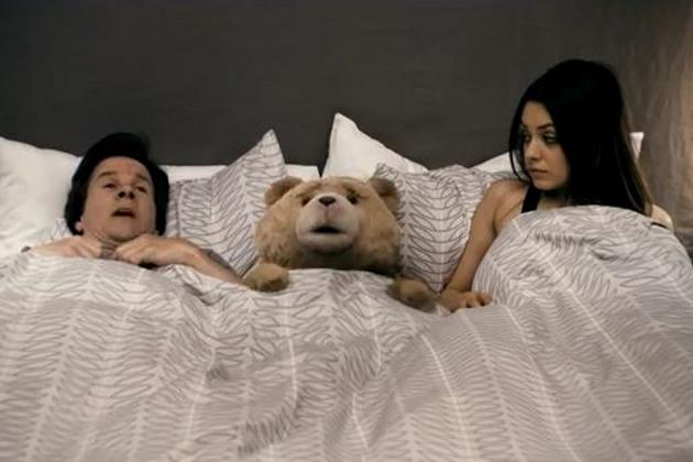 TED: Mila Kunis & Mark Wallberg