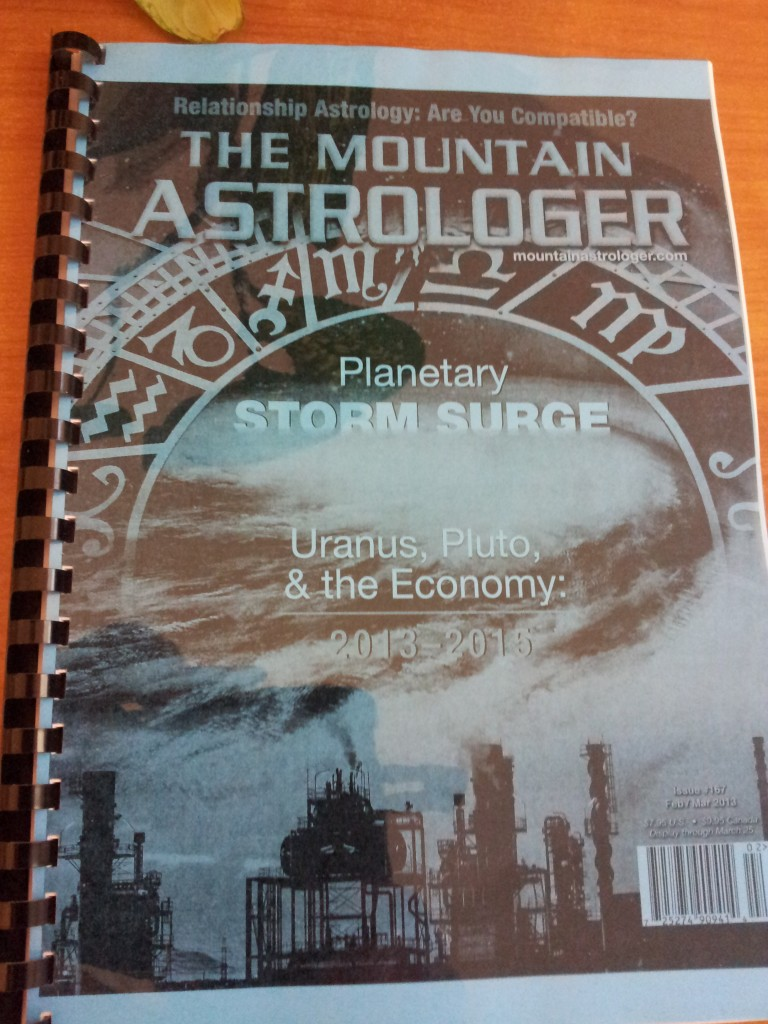 The Mountain Astrologer - Feb/Mar 2013