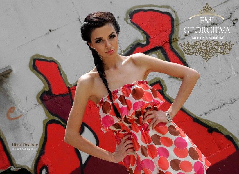Emi Georgieva | Photography: Iliya Dechev, Make Up: Monika Parapanova, Hair: FACE OFF