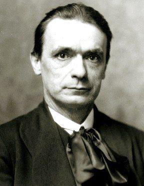 Rudolf Steiner, 1861-1925